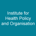Columba logo for the Institute for Health Policy and Organisation