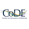 Centre on Dynamics of Ethnicity logo