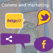 Research Comms and Marketing