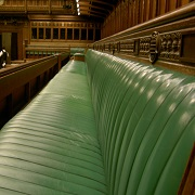 House of Commons green bench