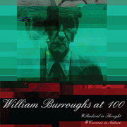 William Burroughs graphic design